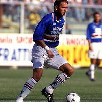 17.09.1995.Sinisa Mihajlovic - Sampdoria.©JUHA TAMMINEN