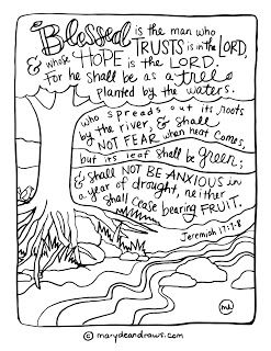 jeremiah bible story coloring pages - photo#17
