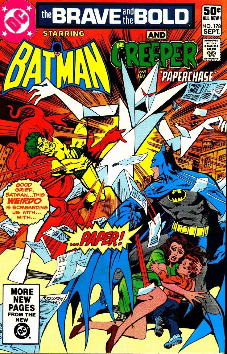 Comics, Batman Comic
