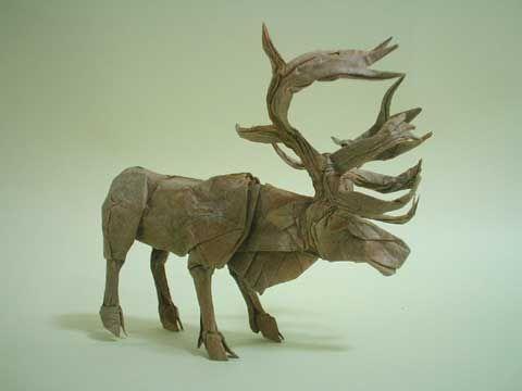 by Satoshi Kamiya: Origami
