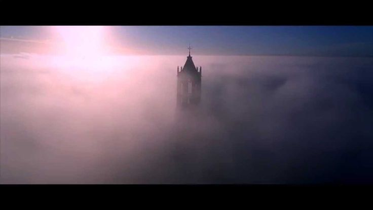 Stunning Drone Video of the Dom Tower of Utrecht, The Tallest Church Tower in the Netherlands