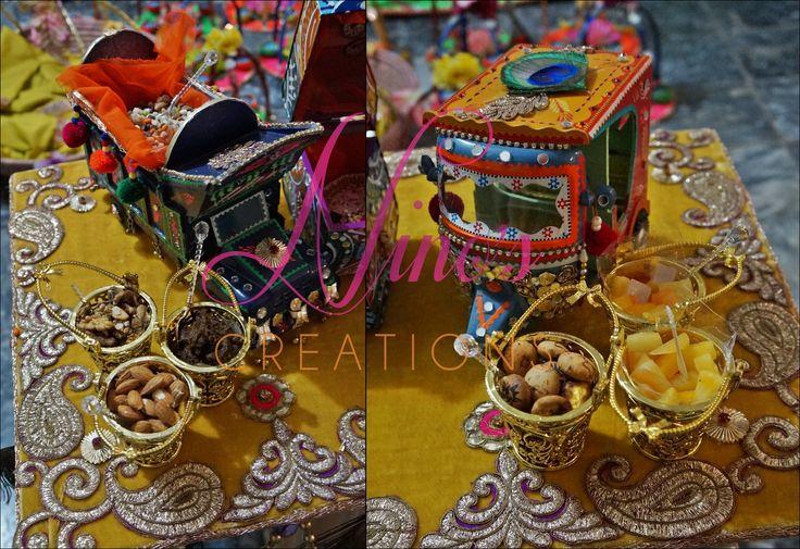 Mehndi Thaals Bengali Weddings : Mehndi thal by https facebook pages ninos