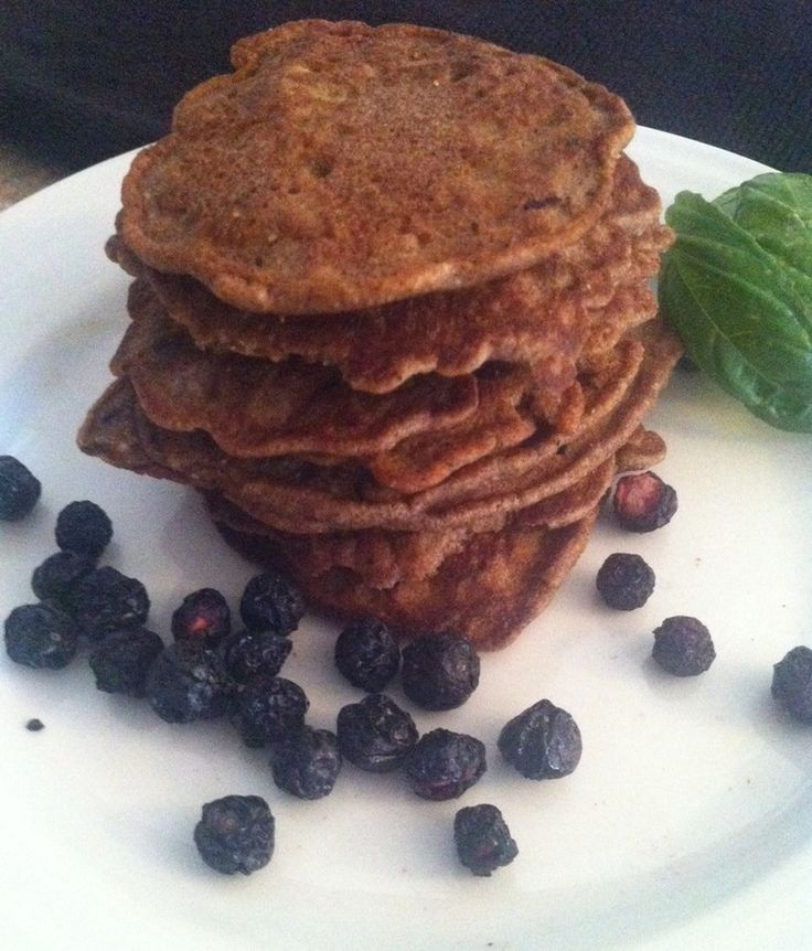 Gluten-Free Recipe: Blueberry Coconut Pancakes