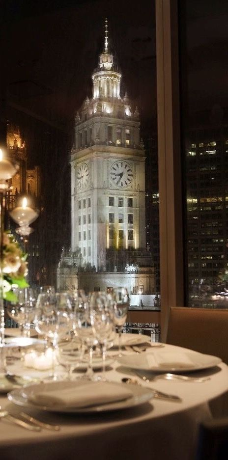 Dining with a View ! the Millionairess Of New York