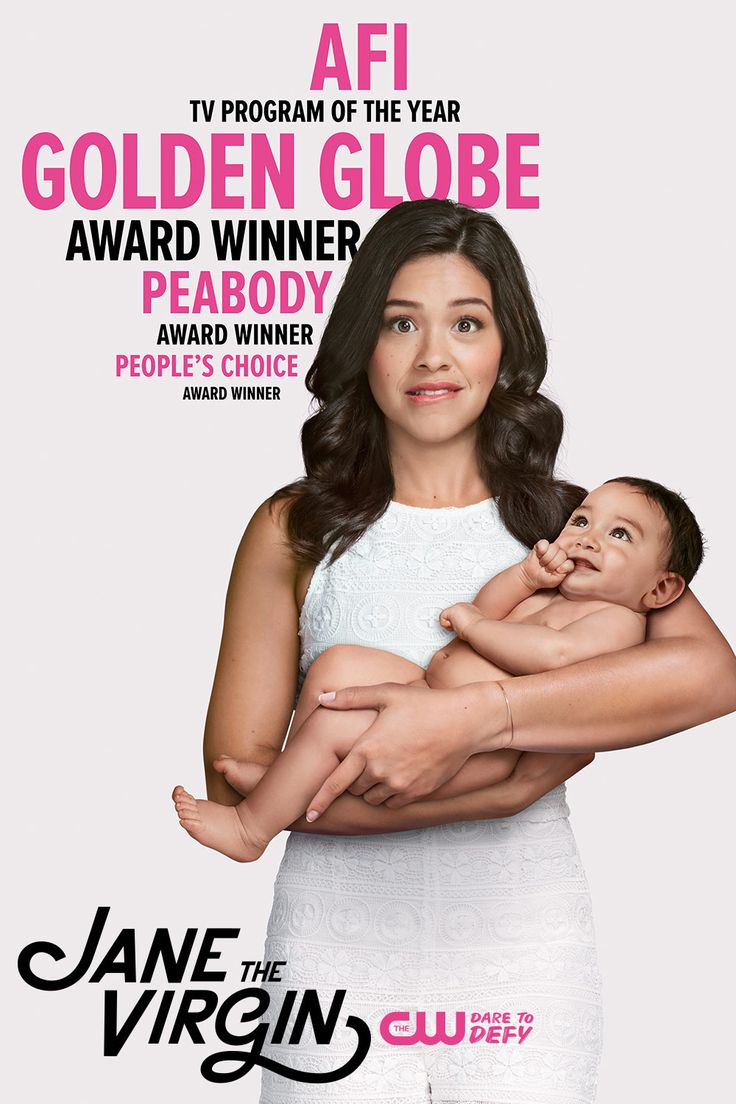 The award-winning hit series is back! Fall in love with Gina Rodriguez all over again when the new season of Jane The Virgin premieres Monday, October 12, 2015 at 9/8c on The CW.
