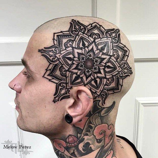 71 besten head tattoo bilder auf pinterest tattoo k nstler coole tattoos und beeindruckende. Black Bedroom Furniture Sets. Home Design Ideas