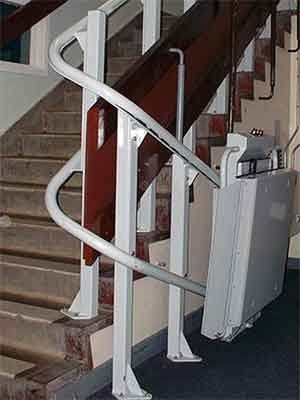 New Old People Stair Lift