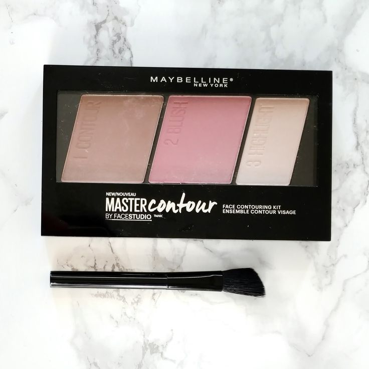 The Budget Beauty Blog: Maybelline Master Contour Review