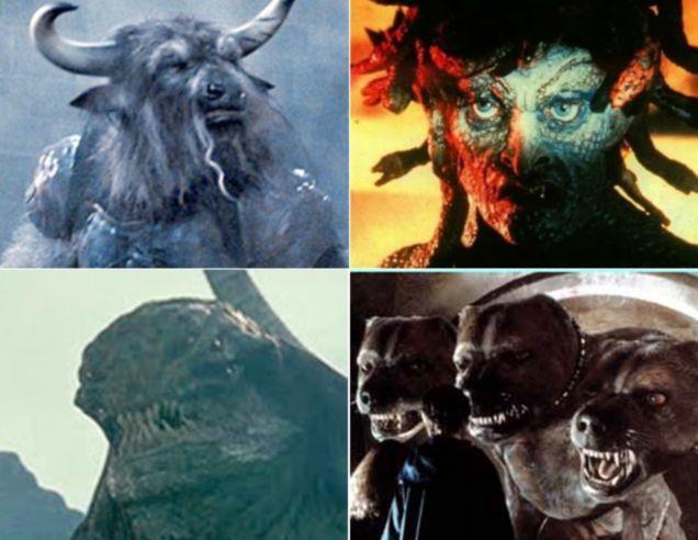 Top 5 Greek mythological monsters in movies: Film FightClub