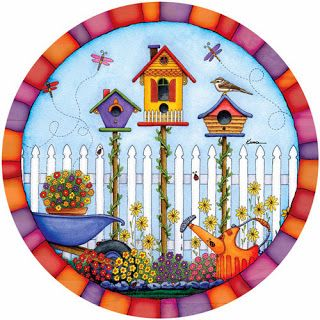 Atölye Sem: decorative paintig