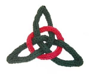 1000+ images about Spool Knitting on Pinterest Celtic knots, Lucet and Knits