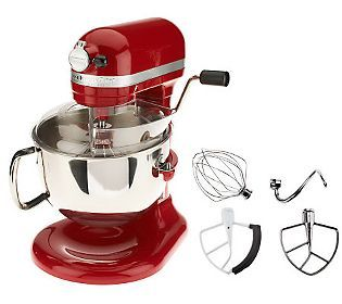 KitchenAid Pro 600 6 qt. 575 Watt Bowl Lift Stand Mixer w/ Flex