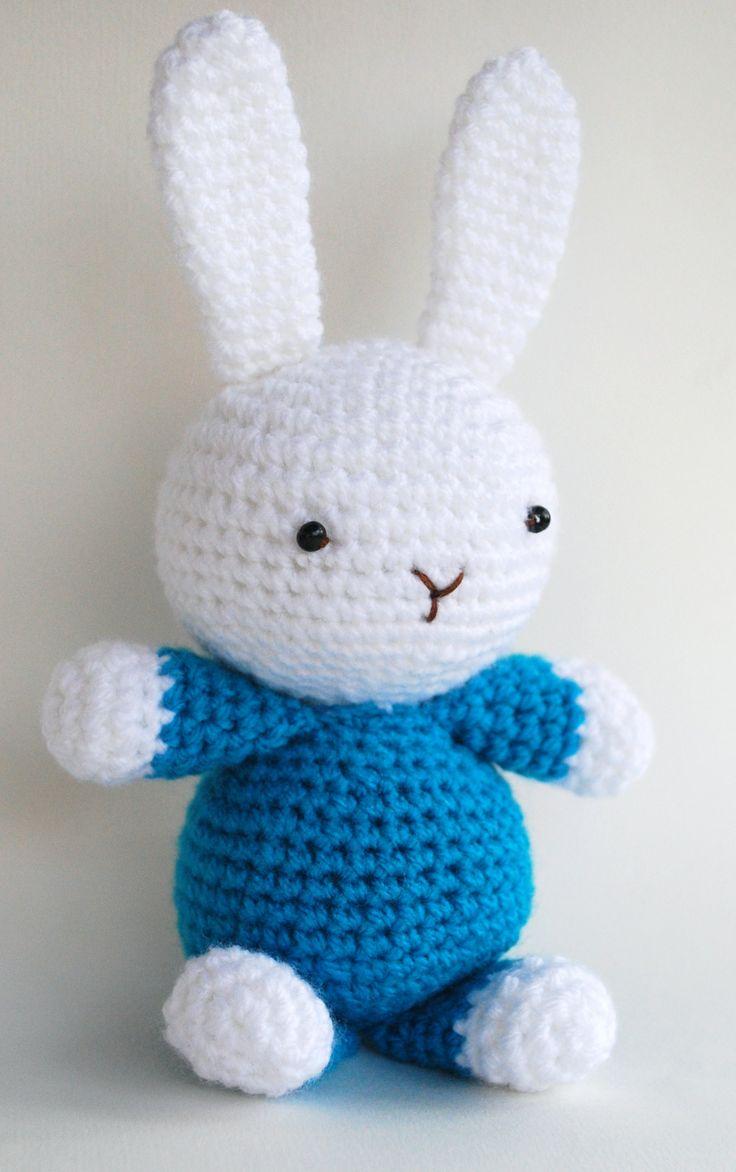 Amigurumi Pig Rabbit : 1000+ images about www.amigurumi.se on Pinterest Crochet ...