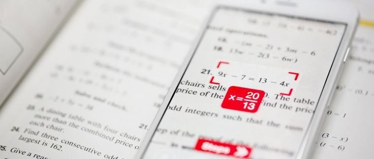 Schüler, die in Mathe öfter auf dem Schlauch stehen, werden sich freuen. Seit Mitte Oktober gibt es eine App, die Gleichungen lösen kann. Fraglich
