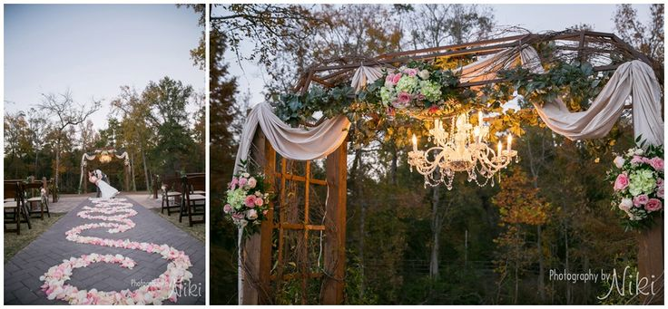 25+ Best Ideas About Outdoor Wedding Arbors On Pinterest