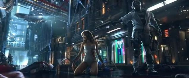 New Trailer Released For Cyberpunk 2077