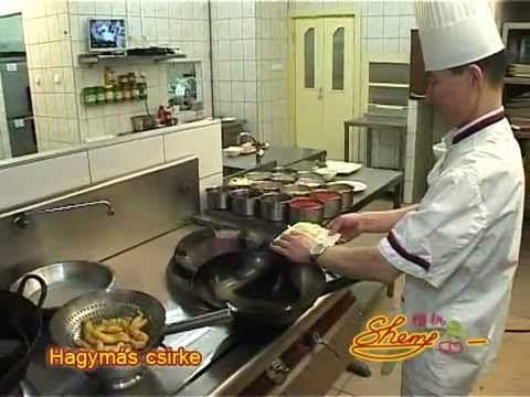 Sherry Étterem- és Kávézólánc - Hagymás csirke recept