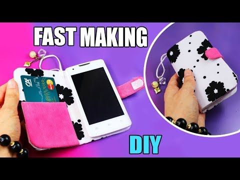 DIY Denim Wallet From Old Jeans NO SEW *How to Make Your Own Wallet at Home - YouTube