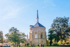 standesamtlich heiraten in der Kirche am Neuendorfer Anger