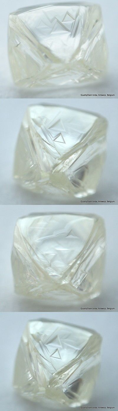 Rough Natural Diamonds 110733: For Rough Diamonds Jewelry: 0.86 Carat I Vvs1 Diamond Ready To Set -> BUY IT NOW ONLY: $963.48 on eBay!
