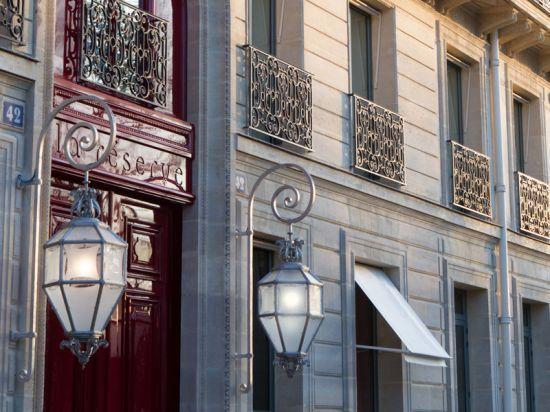 La-Reserve et Gabriel le restaurant
