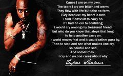 Tupac Shakur Quotes Change The World