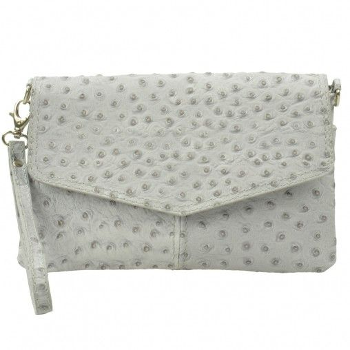 Sacha // € 39,95 #clutch #grey #bag