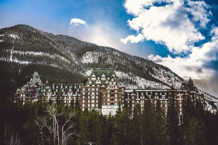 Blush's Venue of the Year - Banff Springs Hotel. Wedding Venue