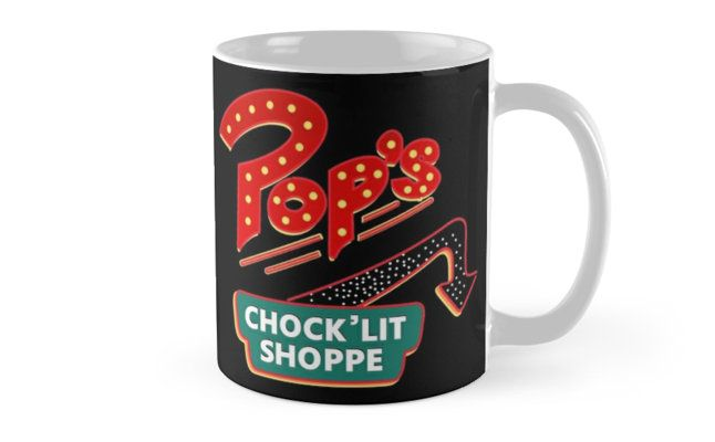 Riverdale Pop Chock Lit Pop • Also buy this artwork on home decor, apparel, stickers, and more.