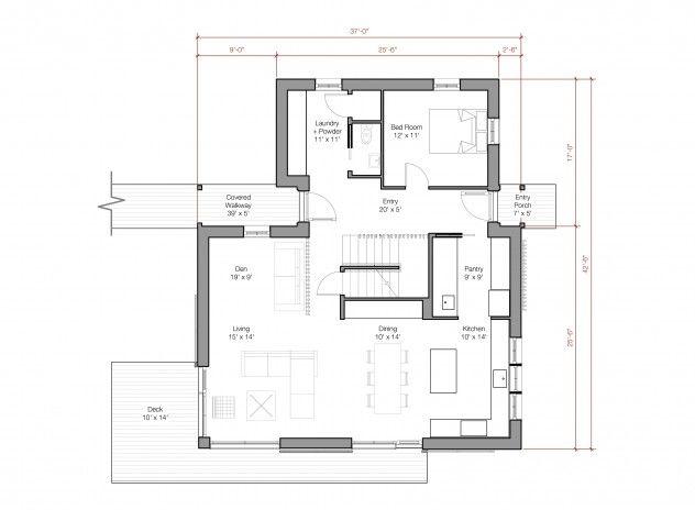 My favorite G.O. Logic house plan