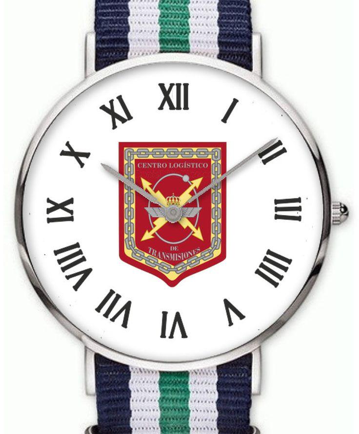 Reloj CENTRO LOGISTICO OPERATIVO del Ejercito del Aire Español   eBay