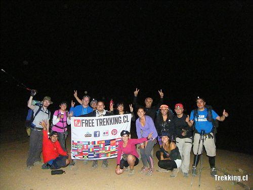 Trekking Nocturno al Cº Provincia
