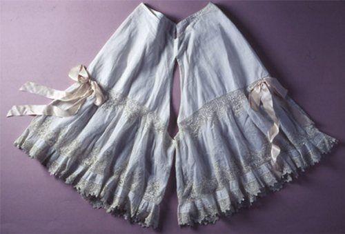 culotte pantalon 1909