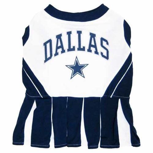 Dallas Cowboys Cheerleader Dog Dress