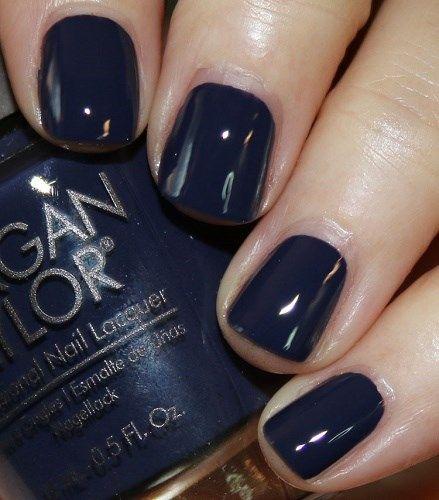"""Morgan Taylor Lace 'Em Up, 15 ml - лак для ногтей """"Зашнуруй коньки"""" - фото 24195"""