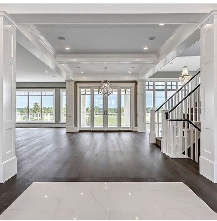 lieben Sie diesen Blick von der Rückseite des Hauses, wenn Sie die Haustür öffnen!