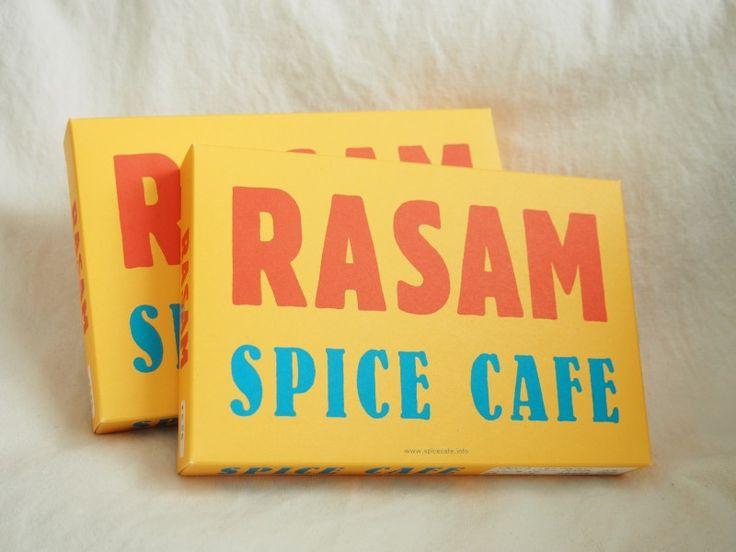 押上のカレー屋さんが作った「RASAM SPICE CAFE」