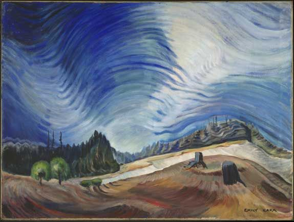 Another Emily Carr