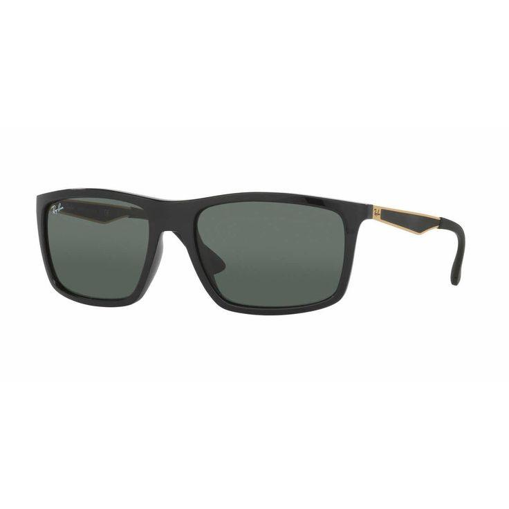 Ray Ban Mens RB4228 622771 Rectangle Sunglasses