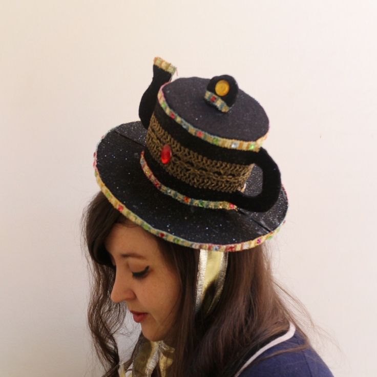 17 Best Images About Mad Hatter's Hatshop Diy Hats Every