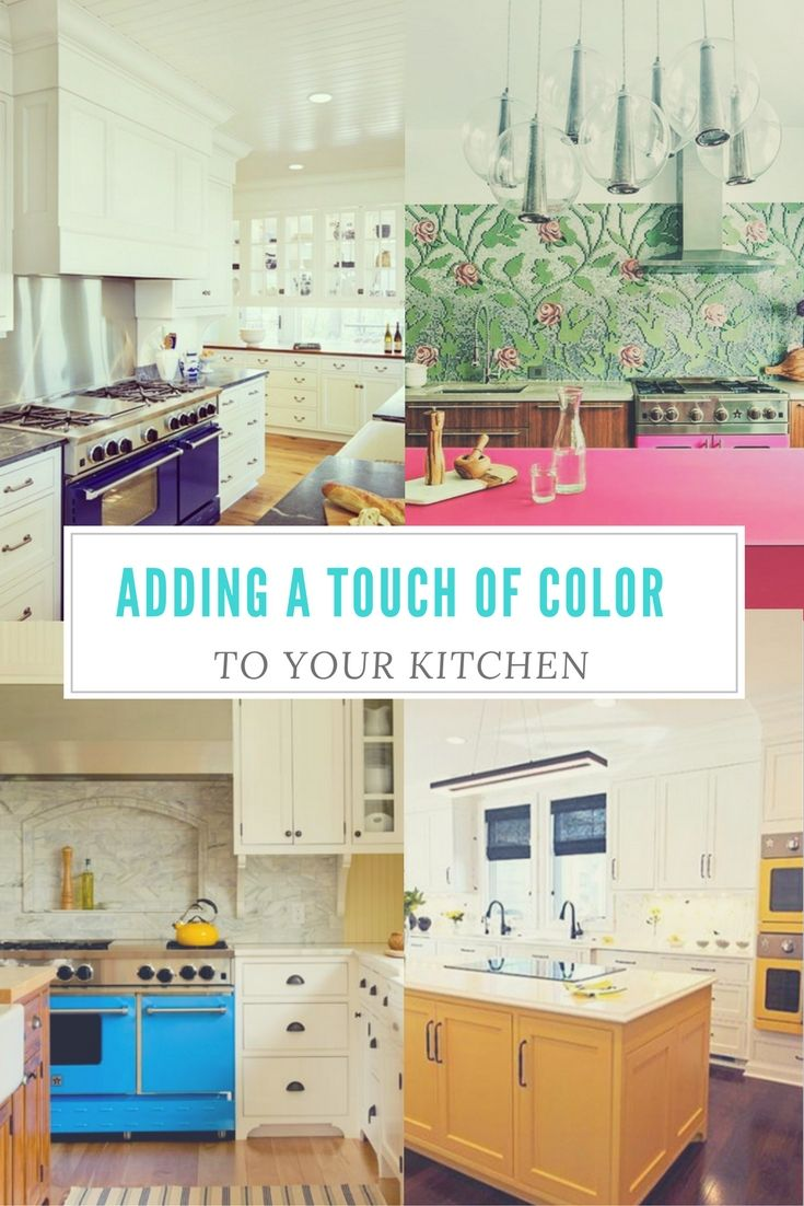 2017 05 houzz interior design kitchen - Here Are Four Of The Season S Hottest Colors That You Can Bring Into Your Kitchen With Color Trendshouzz