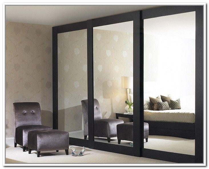 Sliding Mirror Closet Doors Makeover | House | Closet ...