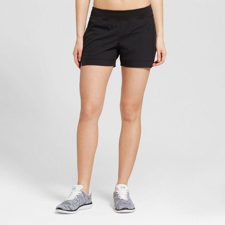 Women's Tennis Shorts - Black 6 - C9 Champion, Size: 8