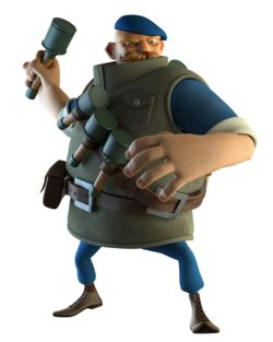 boom beach grenadier - Google Search
