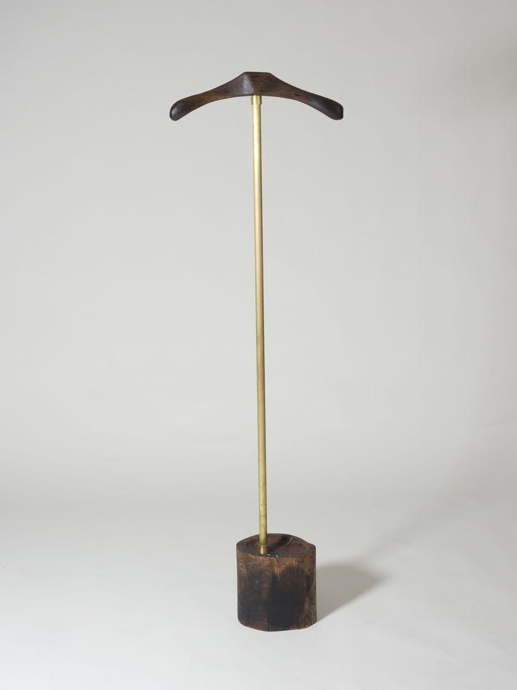 Wooden Valet by Dylan Govender