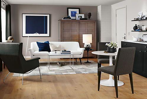 Aria Dining Tables - Modern Dining Tables - Modern Dining Room Furniture - Room & Board