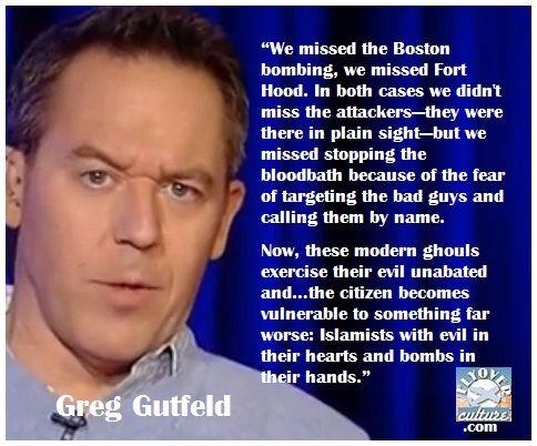 Greg Gutfeld So very true. !!