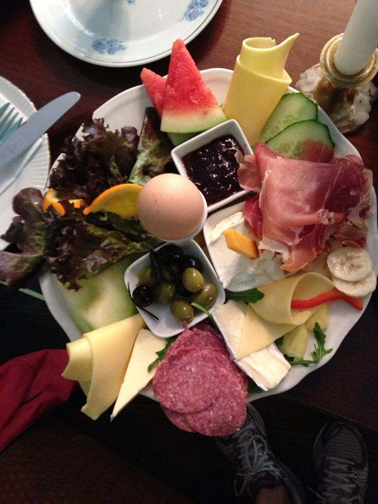 God frokost i BERLIN