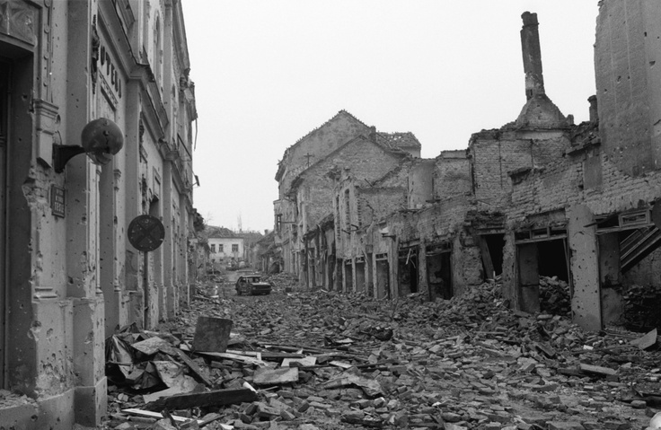 Vukovar '91 - I was there in the summer of 90