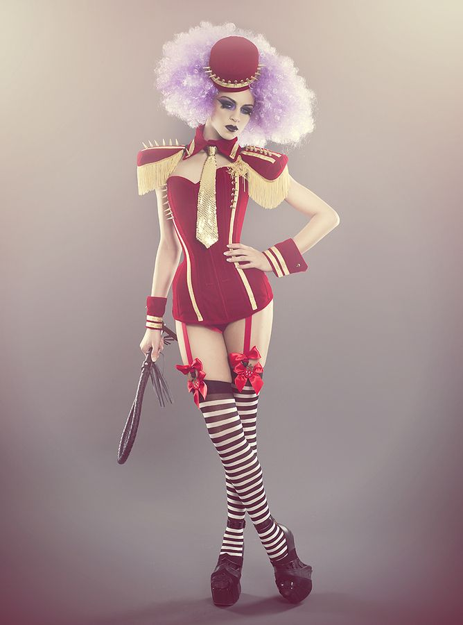 Circus Freak in 2020 | Vintage circus costume, Circus ...